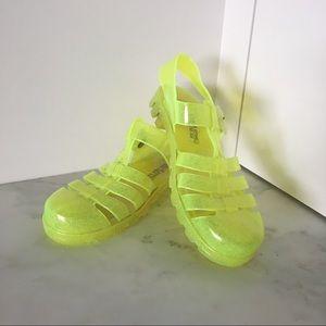 AA Electric Yellow Jellies
